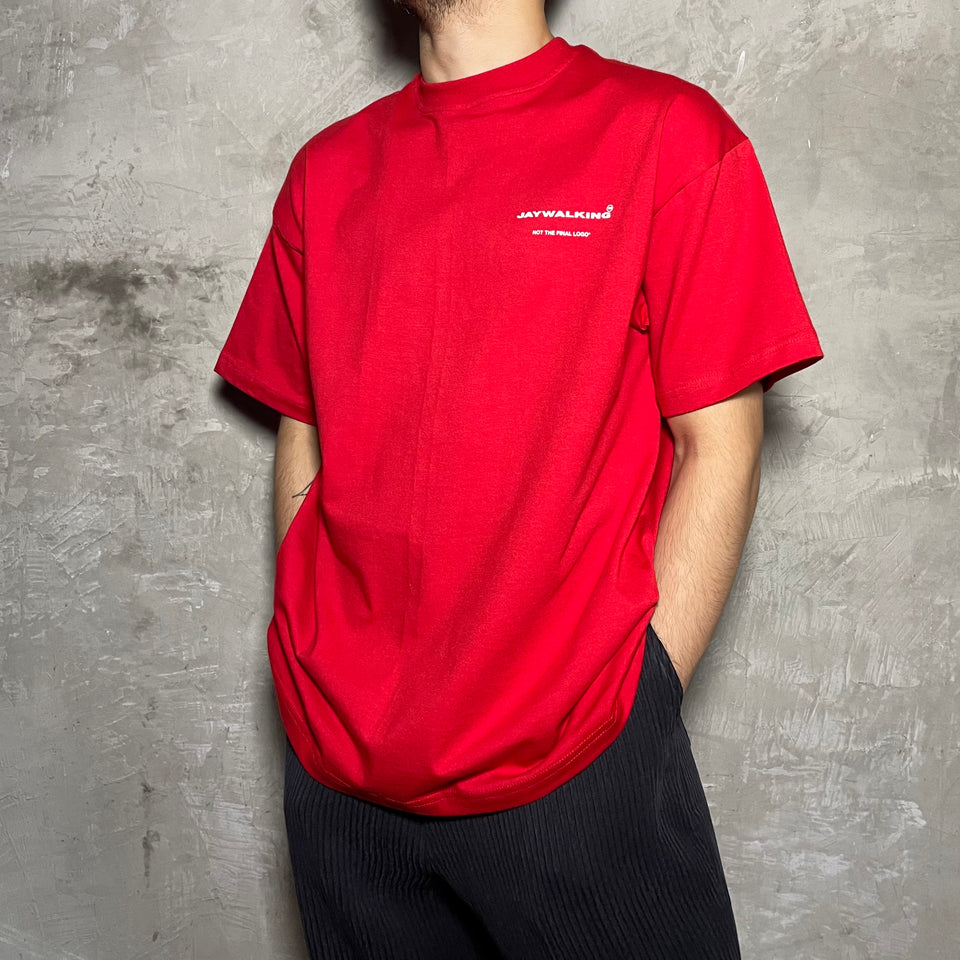 NEW RED T-SHIRT [UNISEX]