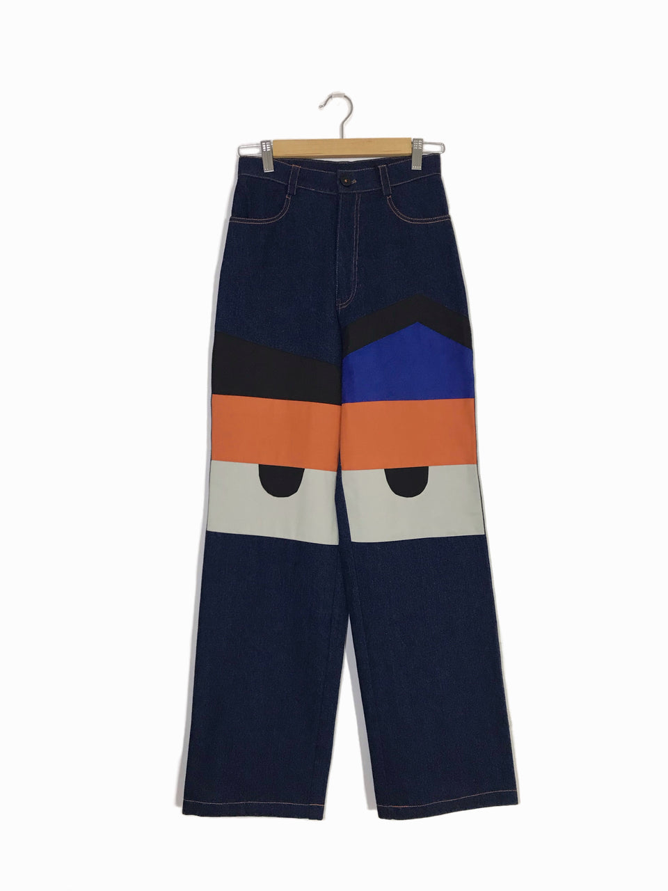 EYE SPY DENIM PANT [UNISEX]
