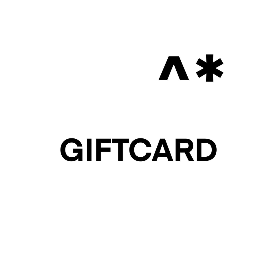 A JAYWALKING GIFT CARD^*
