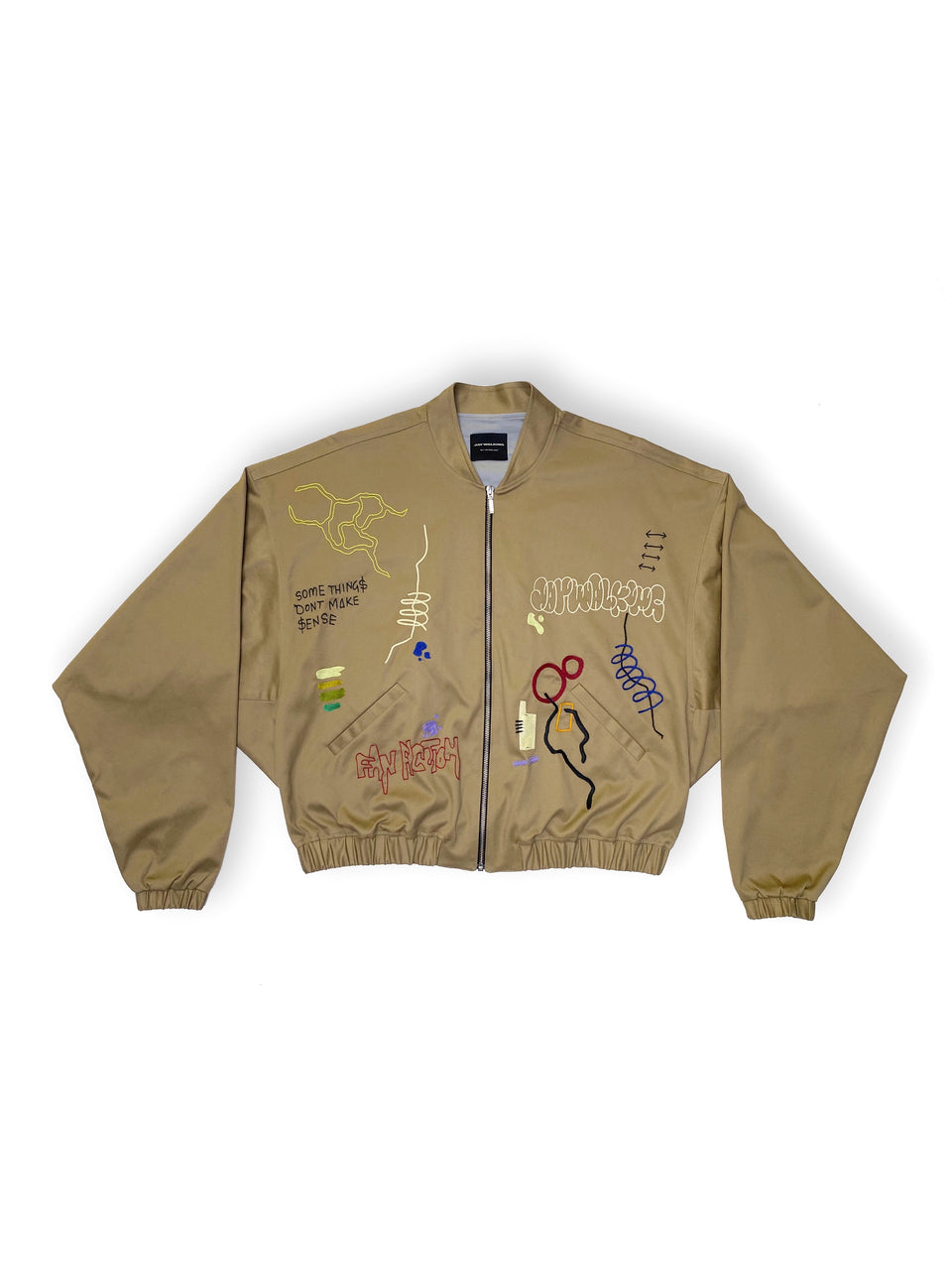 ANTEATER BOMBER JACKET^ ONE OF ONE