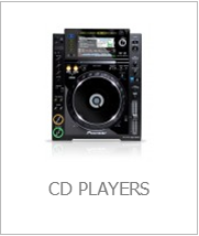 CD Players Hire Rental