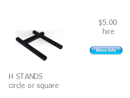 hire h stand