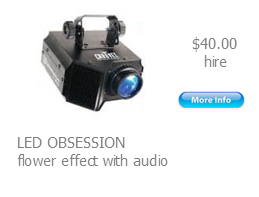 hire obsession light effect