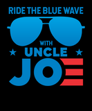 Ride the Blue Wave Tee