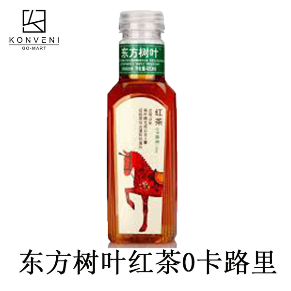NONG FU Black Tea (0 Calories) 500ml - KonveniGomart