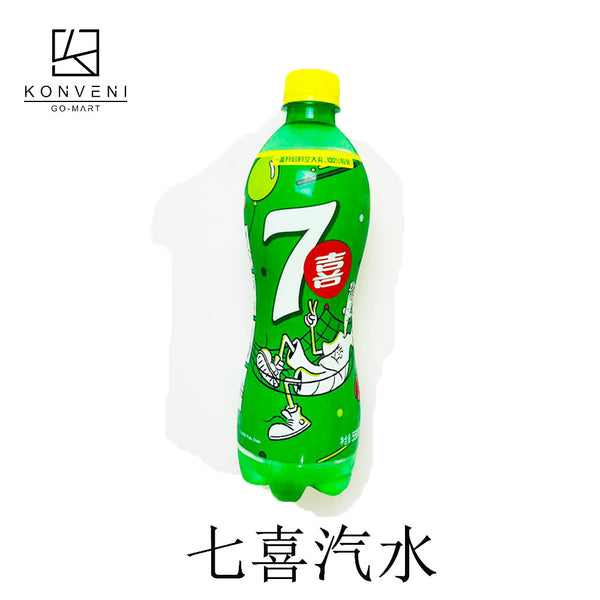 7 Up Soda Drink 500ml