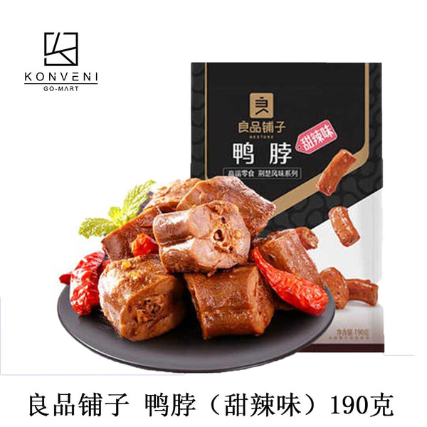 BESTORE Duck Neck (Sweet & Spicy) 190g - KonveniGomart