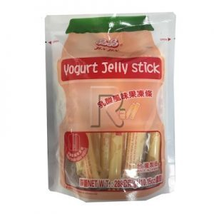JIN JIN Yogurt Jelly Stick 288g - KonveniGomart