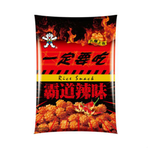 Want Want Spicy Rice Snack 70g - KonveniGomart