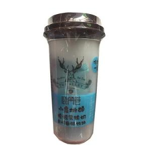 THE ALLEY Milk Tea (Peach Flavor) 120g - KonveniGomart