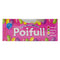 Meiji Poifull 4 Assorted Fruit Jelly Bean 53g - KonveniGomart