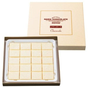 Royce Raw Chocolate (Cheesecake) 20pcs - KonveniGomart