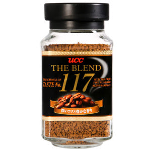 UCC The Blend No. 117 Instant Coffee 90g
