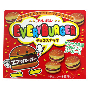 Bourbon EveryBurger Chocolate Cookies (10pcs) 66g