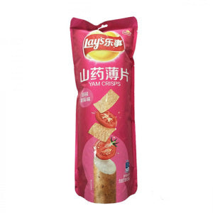 Lay's Yam Slices Tomato Flavor 80g