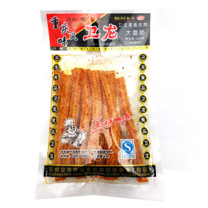WEI-LONG  Spicy Gluten Strip 102g - KonveniGomart