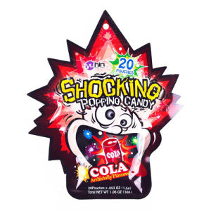Striking Popping Candy (Cola Flavor) 30g - KonveniGomart