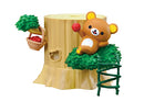 Re-ment Rilakkuma`s Forest Collection (6 kinds in a set) - KonveniGomart