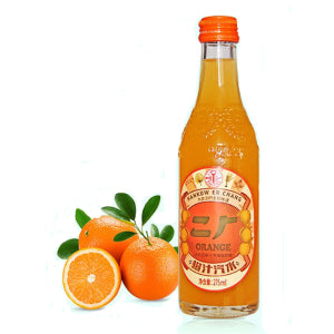 HANKOW Orange Soda 275ml - KonveniGomart