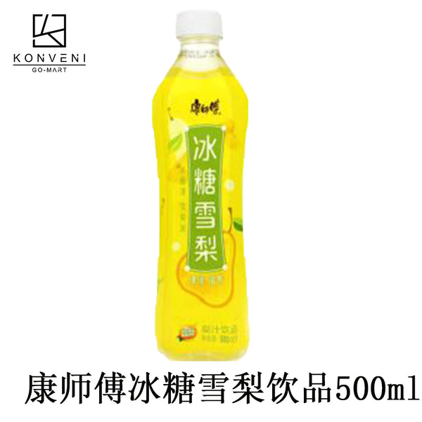 Master Kong Pear Juice Drink 500ml - KonveniGomart