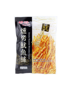 JANE JANE Prepared Shredded Squid (Smoked Flavor) 70g - KonveniGomart