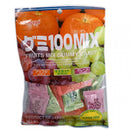 Kasugai Fruits Mix Gummy Candy 102g - KonveniGomart