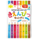 KANRO Assorted Fruits Pencil Candy 80g - KonveniGomart