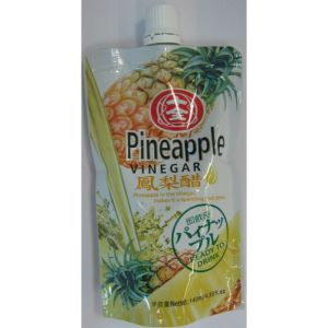 SHIH CHUAN Pineapple Vinegar Drink 140ml - KonveniGomart