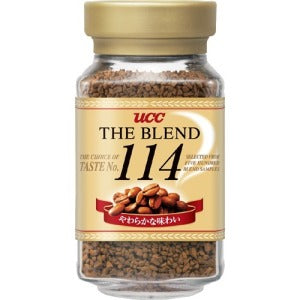 UCC The Blend 114 Premium Instant Coffee 90g - KonveniGomart