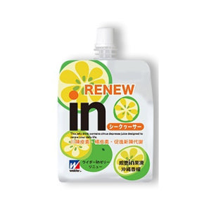 Renew Lemon Jelly Drink 180g - KonveniGomart