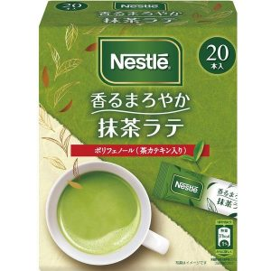 Nestle Mild Milk Tea ( Matcha Flavor ) 20pcs