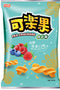 Taiwan Lian Hwa Limited Pea Crackers - Mix Berries Flavor - KonveniGomart
