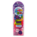 Lotte Blueberry Bubble Gum 38g - KonveniGomart