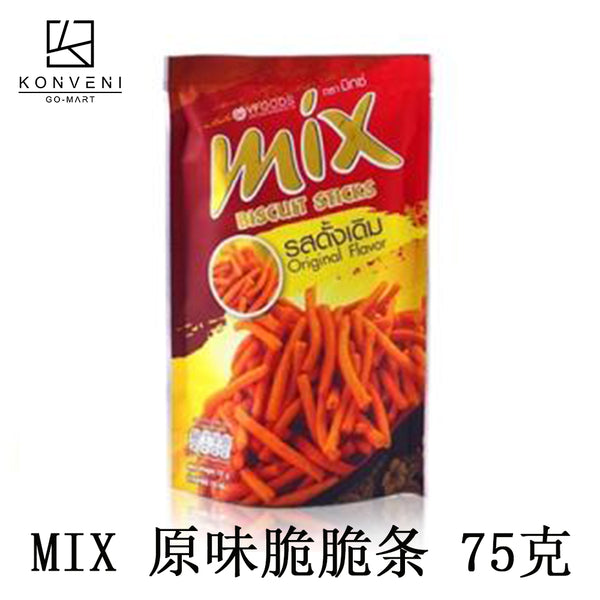 VFOODS Mix  Biscuit Sticks (Original Flavor) 75g - KonveniGomart