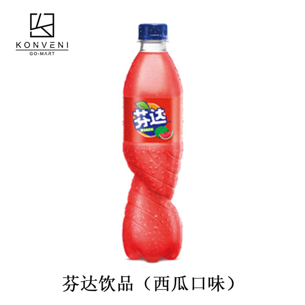 Fanta Watermelon Juice 500ml (C)