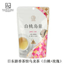Nitto Oolong Tea (Peach & Rose) 10pcs