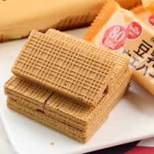BOURBON Soymilk Wafer Cracker 16pcs - KonveniGomart