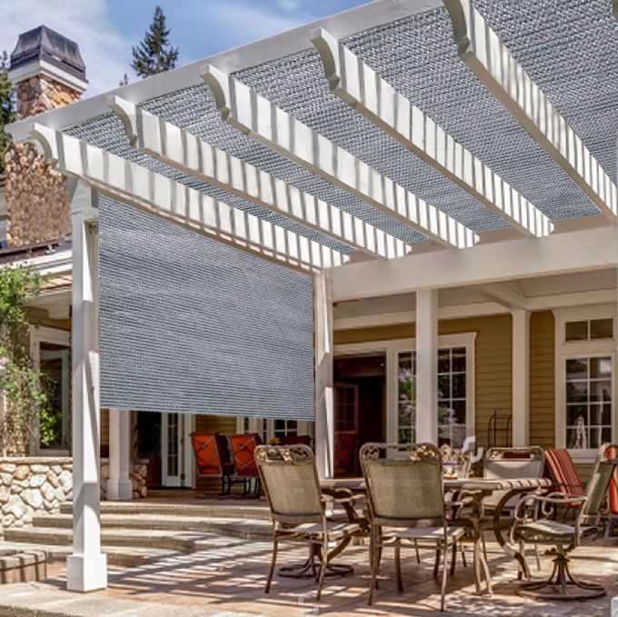 A guide about how to install shade cloth