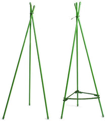 Heavy Duty Triangular Tomato Cages for Plant Climbing