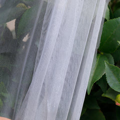 2-Pack Garden Insect Netting Screen, 6.5ftW