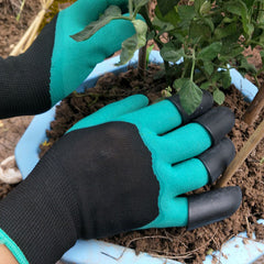 Garden Digging Gloves with Claws