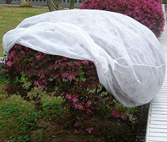 Plant cover freeze protection for cold weather