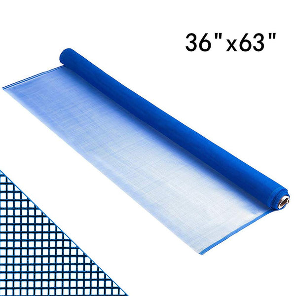 Light Blue Nylon Window Screen Mesh Net