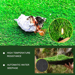 artificial grass 40in x 28in