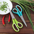 5 layer green onion scissor
