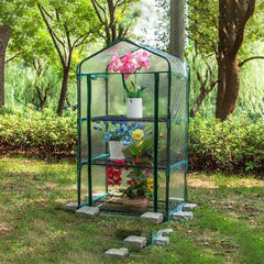 Mini Double Layers Greenhouse