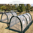 Mini Greenhouse with Iron Framework