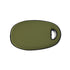 Dark Green Memory Foam Kneeling Pad