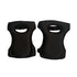Memory Foam Knee Pads, Black