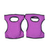 Memory Foam Knee Pads, Purple
